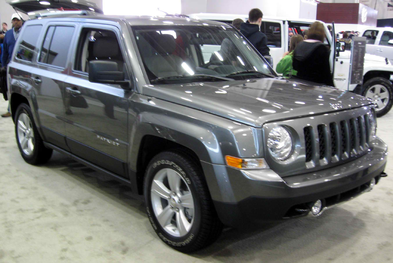Jeep Lease Deals June 2012