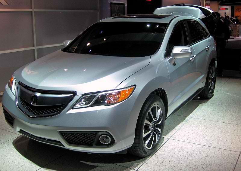 Down And Low Down Payment Acura Lease Deals - Best acura rdx lease deals